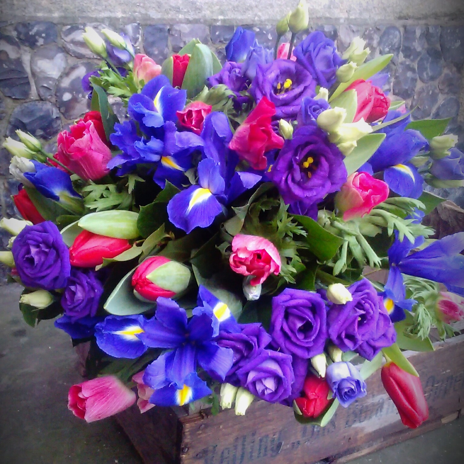 The Flower Stand Specialising In Flowers Brighton Funeral